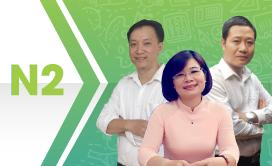 PEN-C Khoa học xã hội (Cô Hương, thầy Hà, thầy Năng)