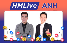 HMLive Tiếng Anh 2019