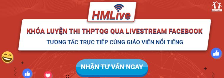Luyện thi THPT quốc gia qua livestream môn Hóa học