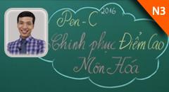 Luyện thi THPT quốc gia PEN-C 2016: Môn Hóa học - Thầy Lê Đăng Khương