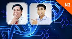 Luyện thi THPT quốc gia PEN-C 2016: Môn Sinh học - Thầy Nguyễn Quang Anh, Thầy Đinh Đức Hiền