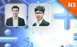 Luyện thi THPT quốc gia PEN-C 2016: Môn Toán -Thầy Lê Anh Tuấn, Nguyễn Thanh Tùng