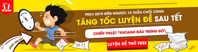 Luyện thi THPT quốc gia PEN-I môn Ngữ văn
