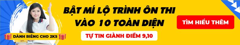LUYỆN THI VÀO 10 HM10 CẤP TỐC MÔN VẬT LÍ