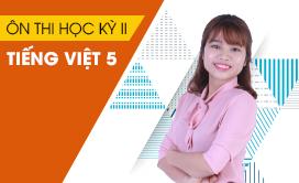 Ôn thi HKII Tiếng Việt 5 (2017-2018)