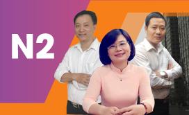 PEN-M Khoa học xã hội - Thầy Hà, Cô Hương, Thầy Năng