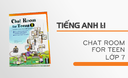 Tiếng Anh giao tiếp - Chat room for teen lớp 7