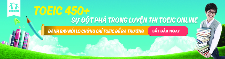 Tiếng Anh Toeic