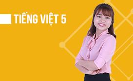 Tiếng Việt 5 (2018-2019)