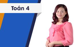 Toán 4 (2018-2019)