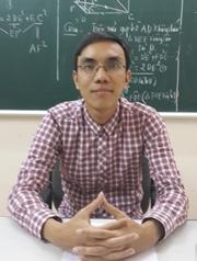 Thầy: Trần Nhật Minh, giáo viên dạy Toán