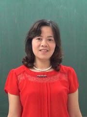 Cô: Bùi Thanh Bình, giáo viên dạy Toán