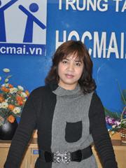 Cô: Nguyễn Thị Xuân Thân , giáo viên dạy Ngữ văn