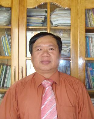 Thầy: Phạm Xuân Hinh, giáo viên dạy Toán