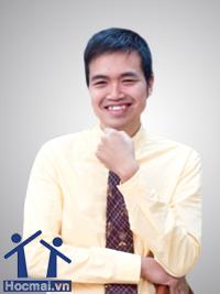 Thầy: Phan Huy Phúc, giáo viên dạy Tiếng Anh
