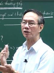Thầy: Nguyễn Thượng Võ, giáo viên dạy