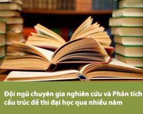 Luyện thi đại học - Luyen thi dai hoc - Ôn thi đại học - on thi dai hoc - Đặc điểm nổi bật số 1 của khóa Luyện thi đại học