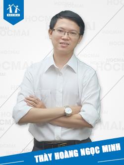 Thày: Hoàng Ngọc Minh