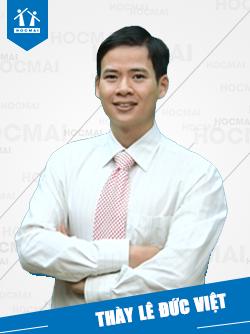 Thày: Lê Đức Việt