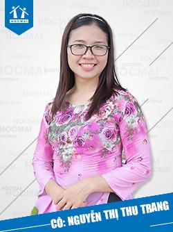Cô: Nguyễn Thị Thu Trang