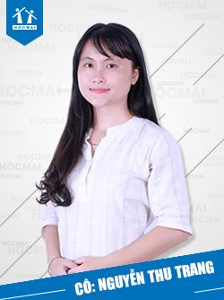 Cô: Nguyễn Thu Trang