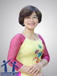 Cô: Lê Thị Thu Hương, giáo viên dạy Lịch sử