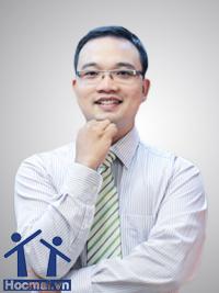 Thầy: Lưu Huy Thưởng, giáo viên dạy Toán