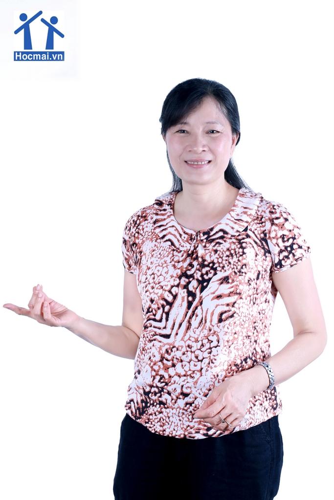 CÔ: Hoàng Kim Nhung - GV Hóa học