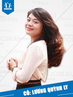 Cô: Lương Quỳnh Ly