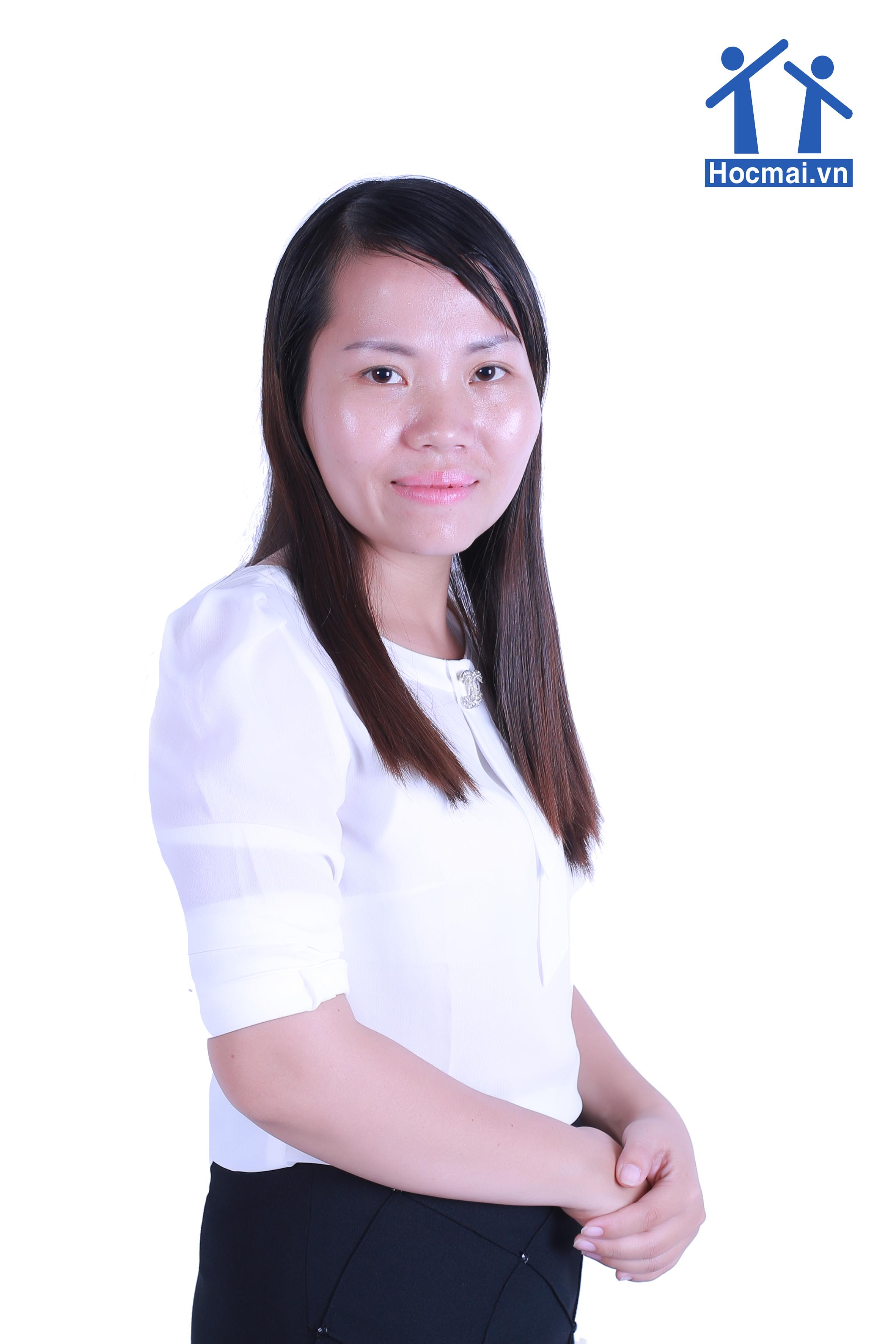 Cô: Nguyễn Thị Mai Hương, giáo viên dạy Hóa học