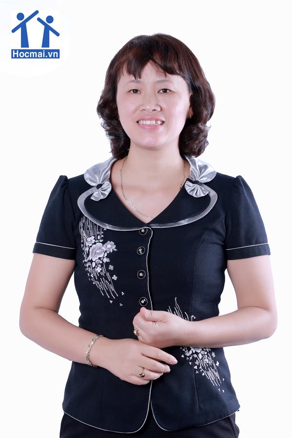 Cô: Nguyễn Thị Hoa, giáo viên dạy Toán