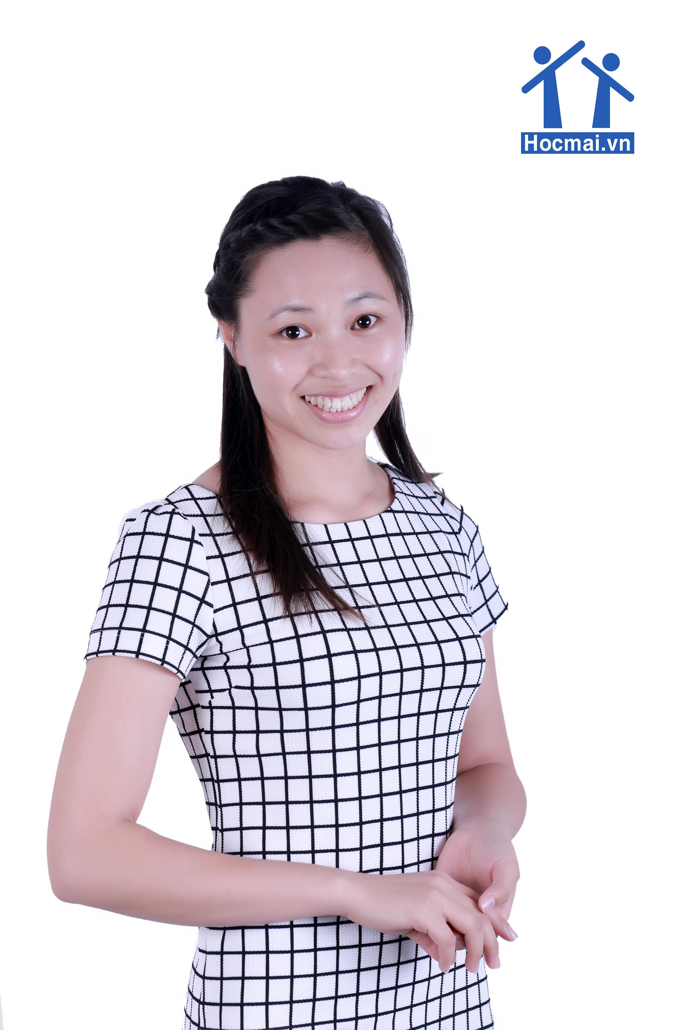 Cô: Nguyễn Thị Huệ, giáo viên dạy Toán