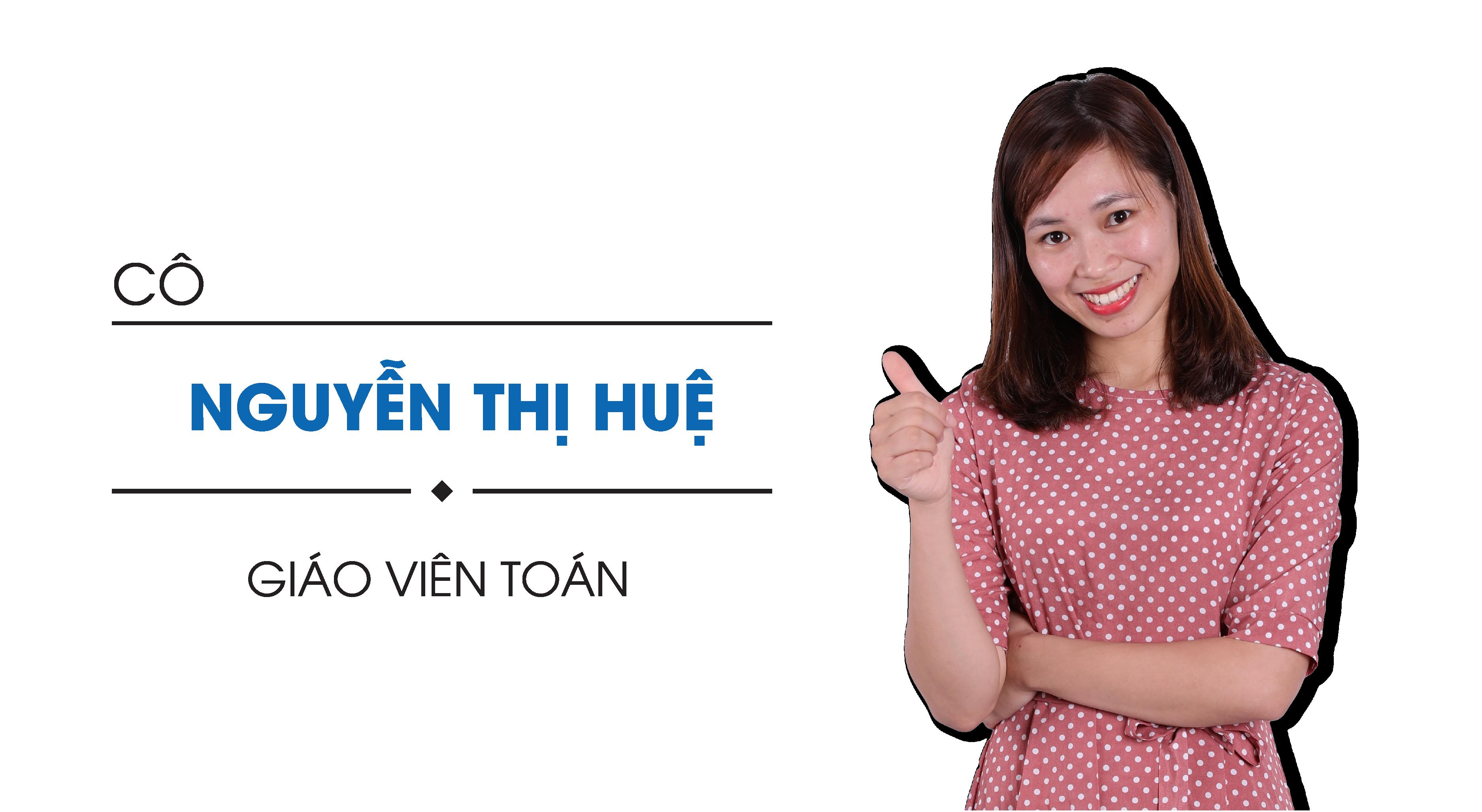 Nguyễn Thị Huệ