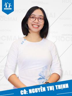Cô: Nguyễn Thị Thịnh