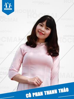 Cô: Phan Thanh Thảo