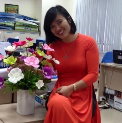 Cô: Trần Mai Phương, giáo viên dạy Toán