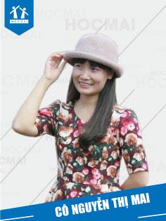 Cô: Nguyễn Thị Mai