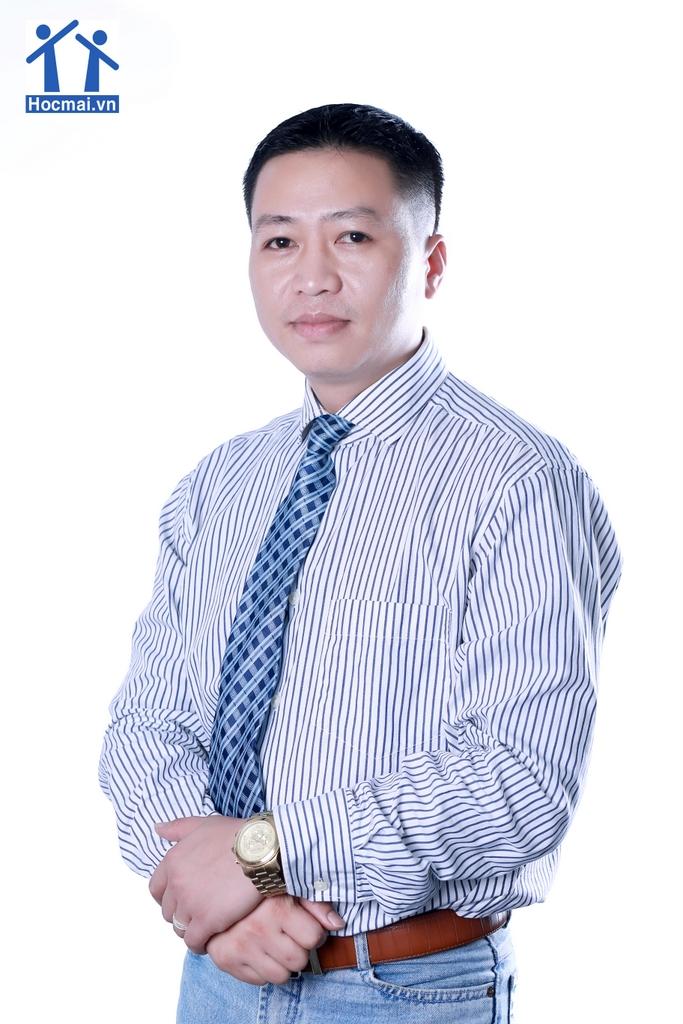 Thầy: Vũ Văn Tuân, giáo viên dạy Vật lí