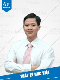 Thầy: Lê Đức Việt