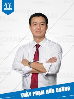 Thầy: Phạm Hữu Cường