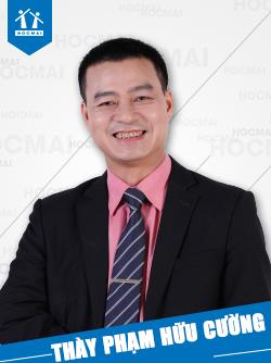 Thày: Phạm Hữu Cường