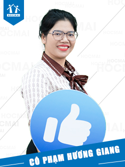 Cô: Phạm Hương Giang