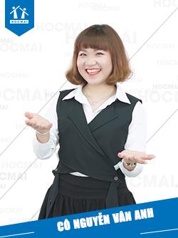 Cô: Nguyễn Vân Anh