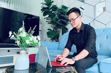 Dạy học online - tâm tư đặc biệt của giáo viên TPHCM