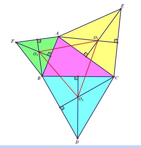 Luyện thi quốc gia PEN-C: Môn Toán (Thầy Phan Huy Khải) : Bài 18. Các bài toán về tam giác ( Phần 4)