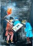 Bài 1: Huấn Cao - kẻ tử tù có cái tâm trong sáng, tài hoa, khí phách hơn đời