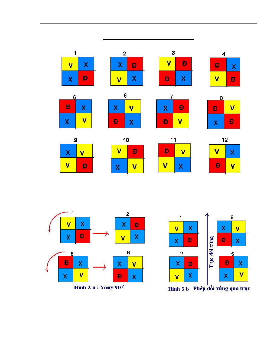 Hình học tổ hợp - Thầy Phan Huy Khải : Bài 06. Nguyên lý Dirichlet trong các bài toán về tô màu
