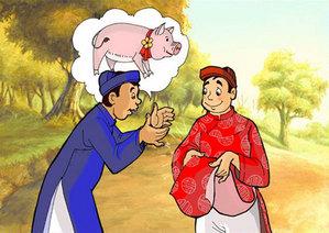 Ngữ văn 6 : Lợn cưới, áo mới